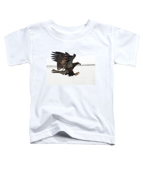 Young Bald Eagle Toddler T-Shirt