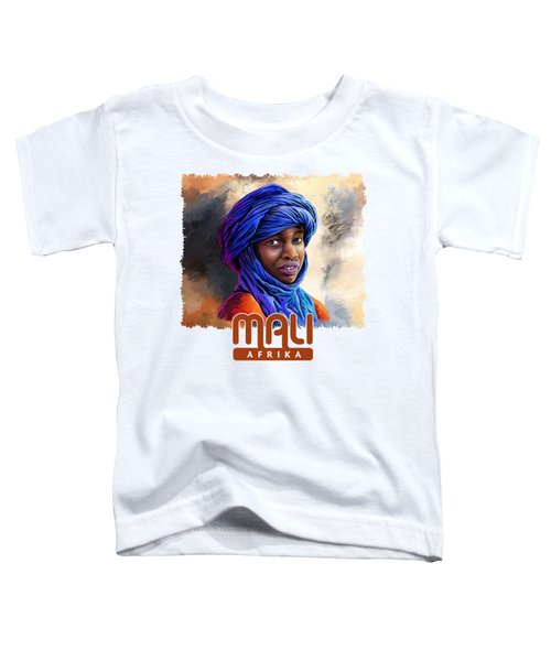 Young Boy From Mali Toddler T-Shirt