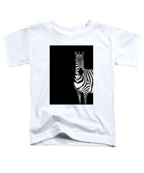 Zebra Drama Toddler T-Shirt
