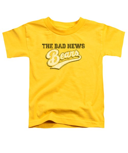 Bad News Bears - Logo Toddler T-Shirt