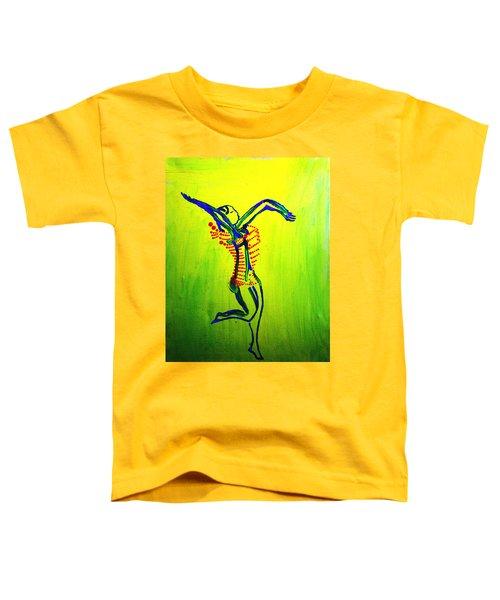 Dinka Dance - South Sudan Toddler T-Shirt