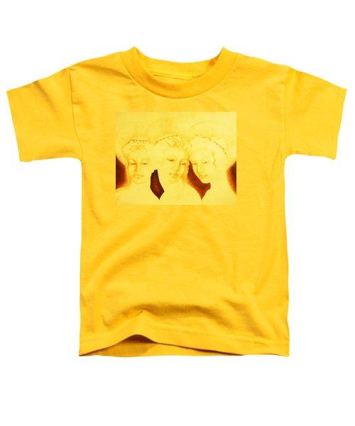 3 Graces Toddler T-Shirt
