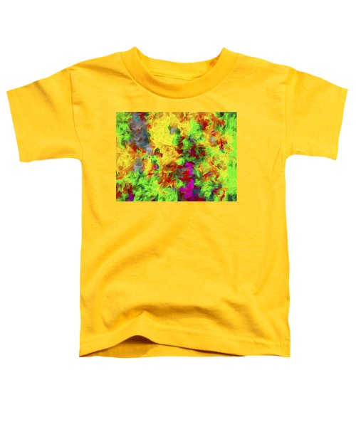 Abstract Arwork 11 Toddler T-Shirt
