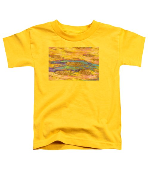 Ailanthus Tree, Wood Section Toddler T-Shirt