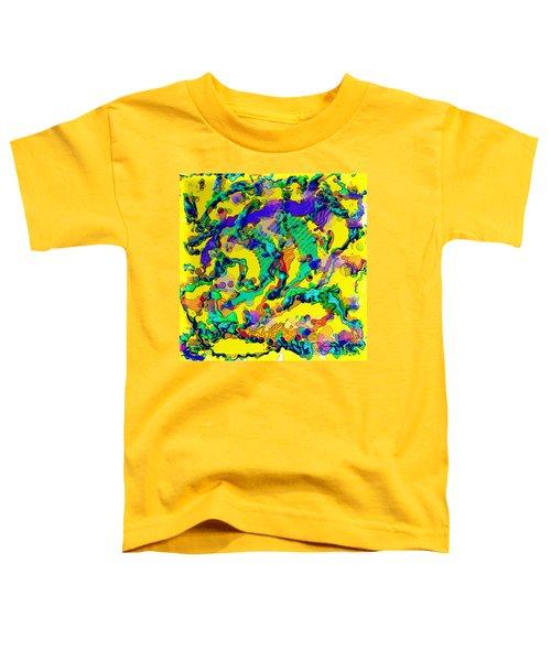 Alien Dna Toddler T-Shirt