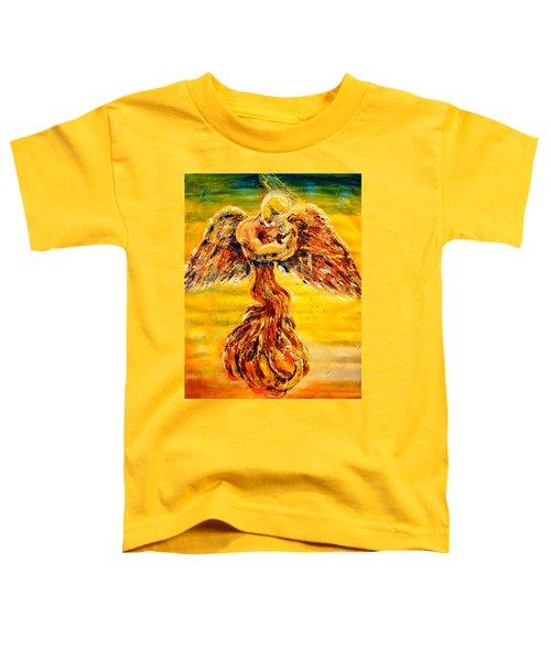 An Angels Love Toddler T-Shirt