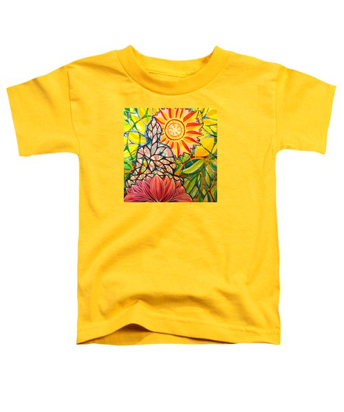 Buddha In Belize Toddler T-Shirt