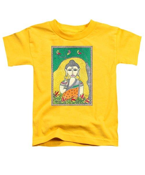 Budhha Toddler T-Shirt