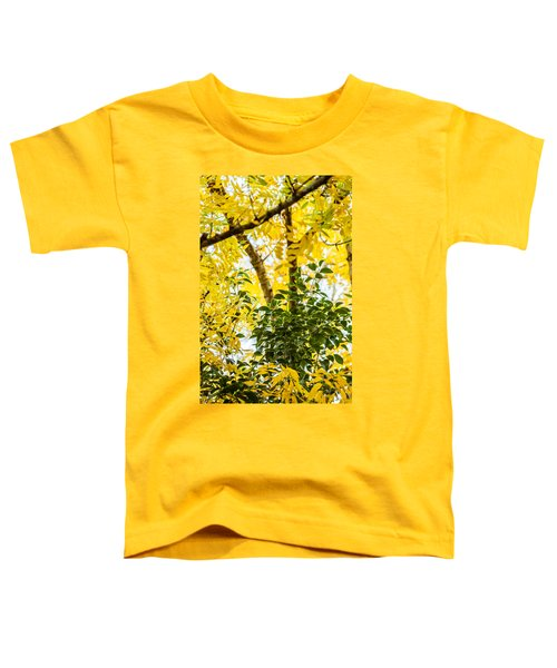 Bunch Of Green Toddler T-Shirt