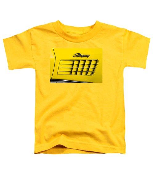 Corvette Gills Toddler T-Shirt