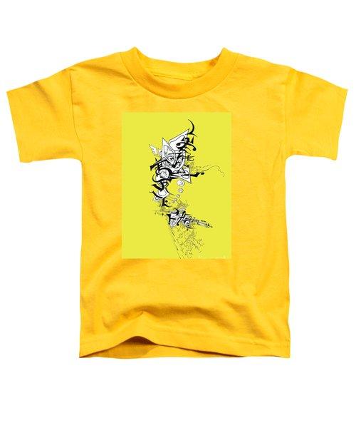 Dancing Angel Toddler T-Shirt