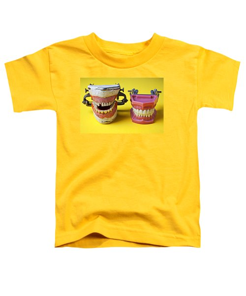 Dental Models Toddler T-Shirt