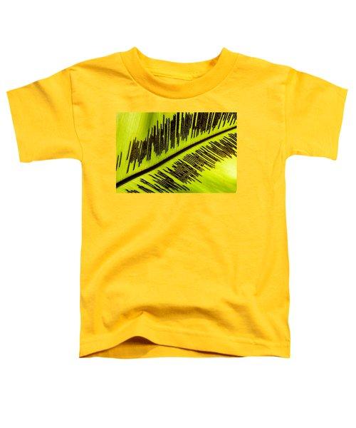 Fern Leaf Toddler T-Shirt