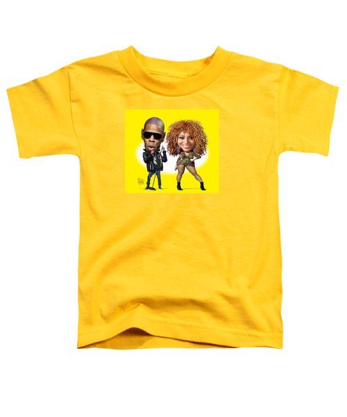 First Couple Toddler T-Shirt