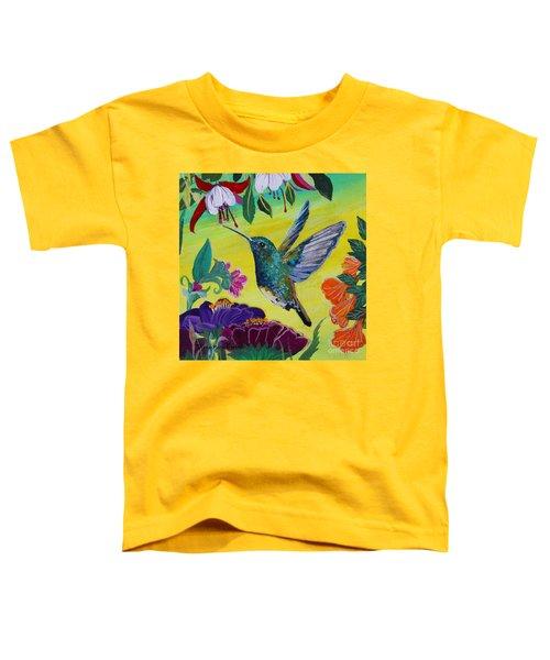Follow Me Toddler T-Shirt
