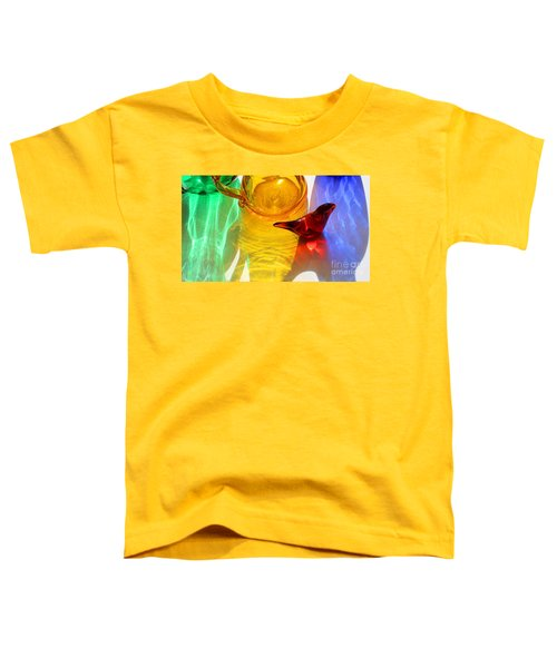 Glass Reflections #8 Toddler T-Shirt