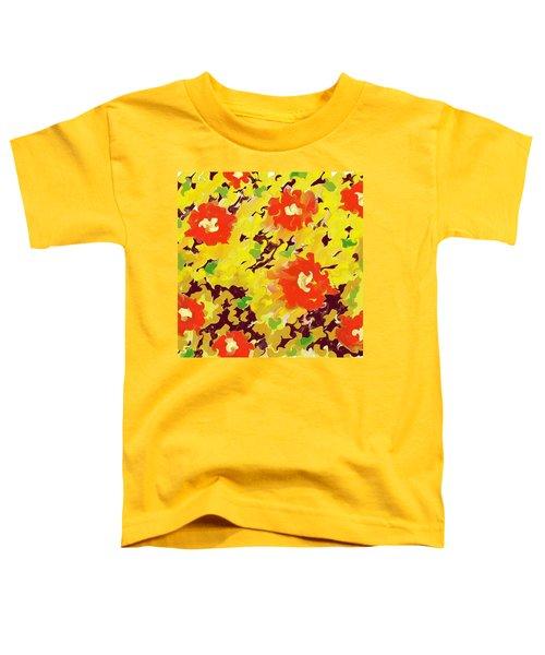 In Full Bloom Toddler T-Shirt