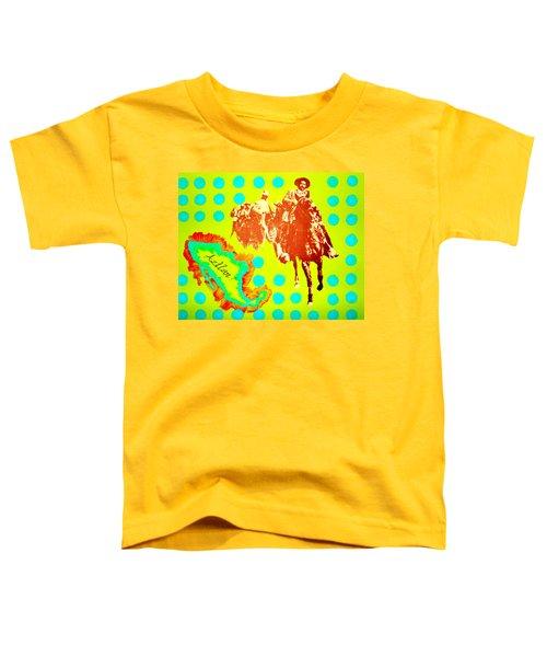 Journey To Aztlan Toddler T-Shirt