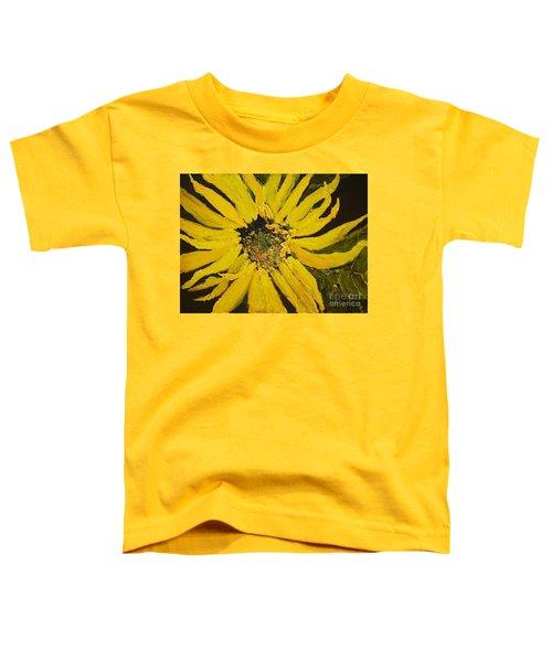 Linda's Arizona Sunflower 2 Toddler T-Shirt
