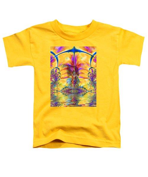Liquid Lace Toddler T-Shirt
