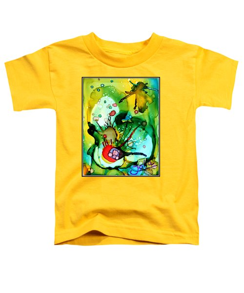 Marine Habitats Toddler T-Shirt