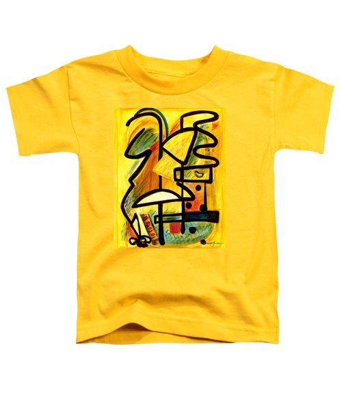 Mayan Toddler T-Shirt