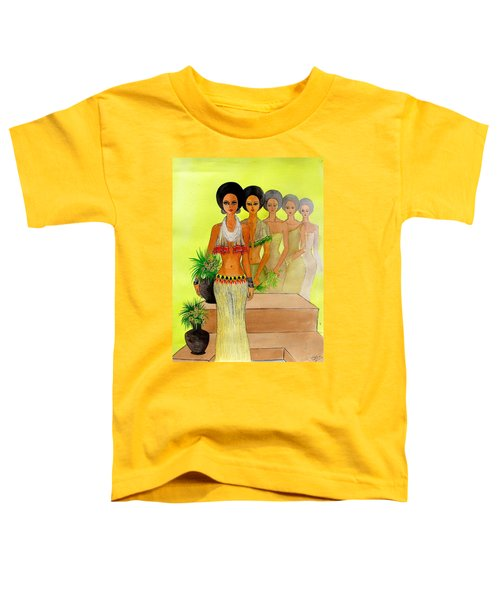 One Beauty Toddler T-Shirt