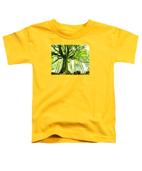 Raised By The Light Toddler T-Shirt