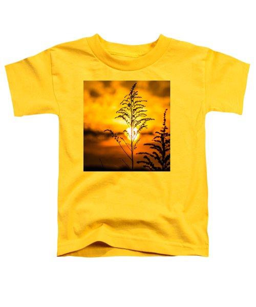Setting Sun Toddler T-Shirt