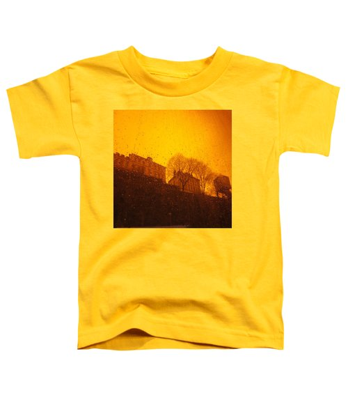 Stockholm The Heights Of South In Silhouette Toddler T-Shirt