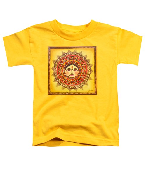 Sun God-source Of Energy Toddler T-Shirt