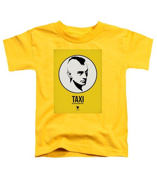 Taxi Poster 1 Toddler T-Shirt