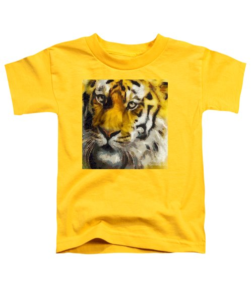 Tiger Toddler T-Shirt