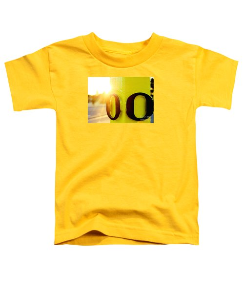Uo 6 Toddler T-Shirt
