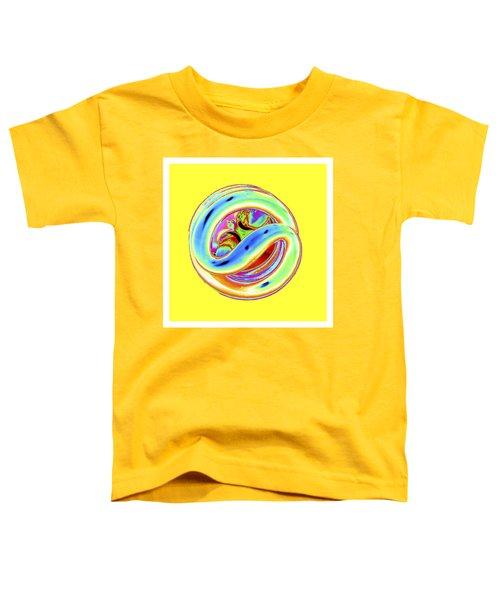 Yellow Fluorescent Toddler T-Shirt