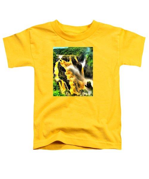 Yellow River Toddler T-Shirt