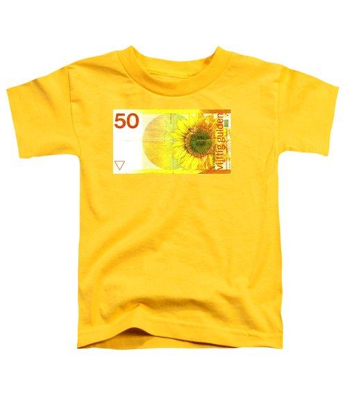 Zonnebloem Toddler T-Shirt