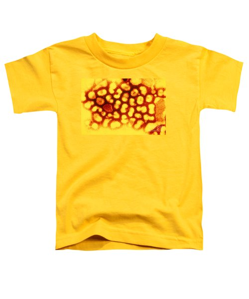 Flu Virus Toddler T-Shirt