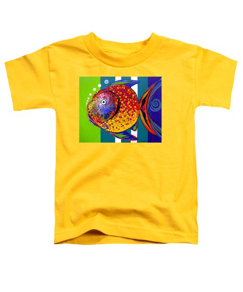 Acidfish 60 Toddler T-Shirt
