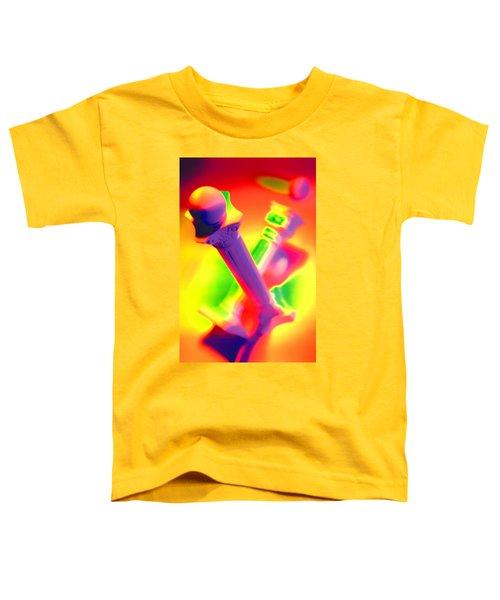 Columns  Toddler T-Shirt