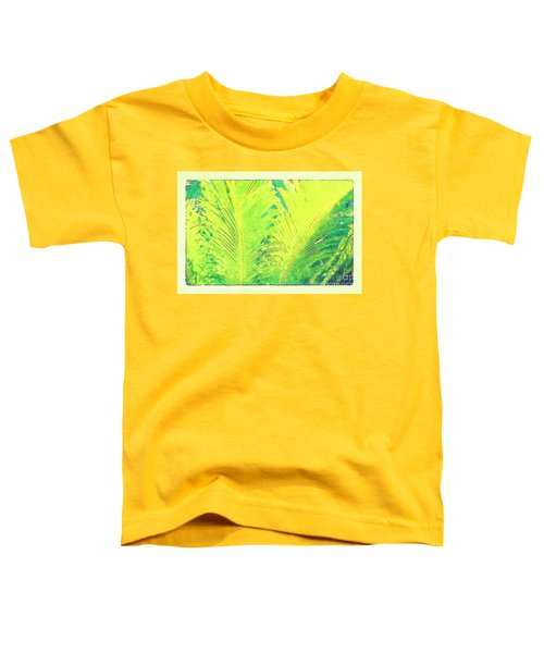 Ferns Toddler T-Shirt