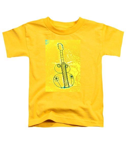 Guitar 2c Toddler T-Shirt