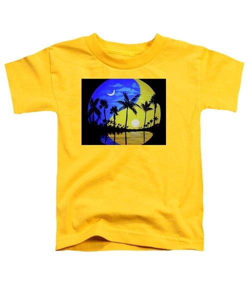 Badmoon Toddler T-Shirt