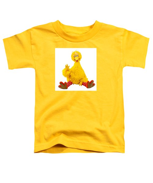 Big Bird Toddler T-Shirt