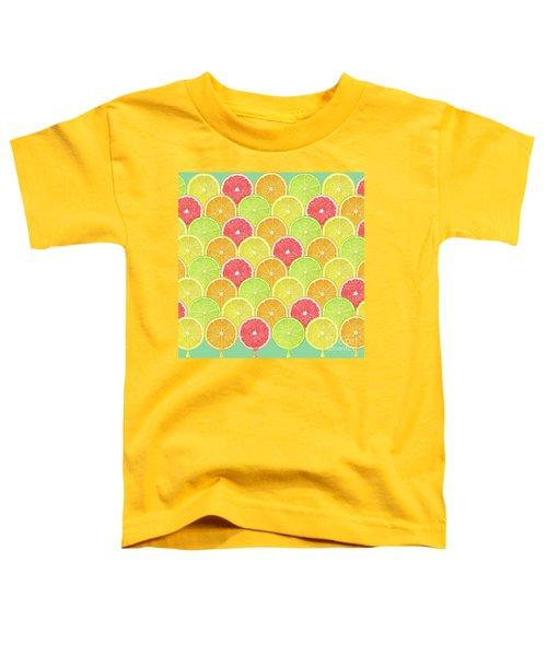 Fresh Fruit  Toddler T-Shirt by Mark Ashkenazi