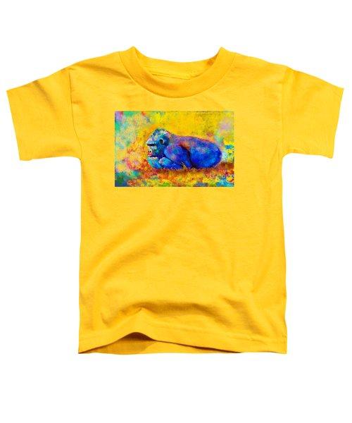 Gorilla Gorilla Toddler T-Shirt