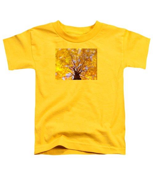 Spinning Maple Toddler T-Shirt