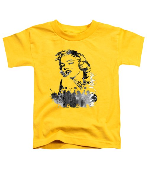 Marilyn Monroe Collection Toddler T-Shirt