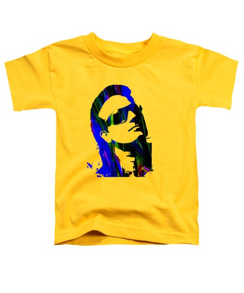 Bono Collection Toddler T-Shirt by Marvin Blaine