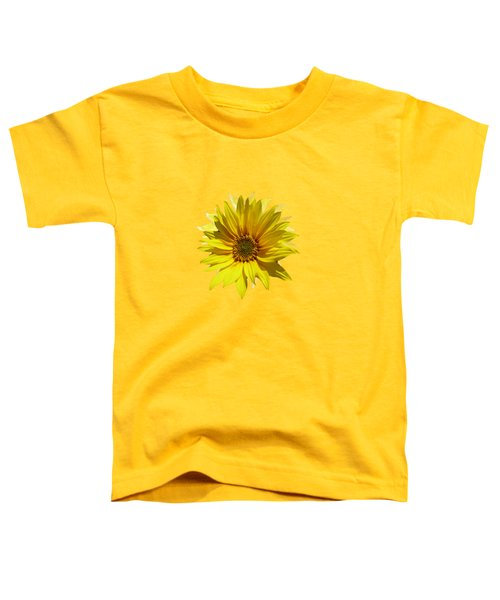 A Vase Of Sunflowers Toddler T-Shirt